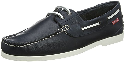 Chatham Navy Women's 001 Boat Blue Willow Shoes BFBwqC
