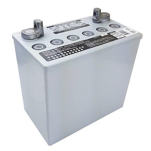 12V 55ah Battery Replaces Centennial CB22NF AGM SLA Scoot...