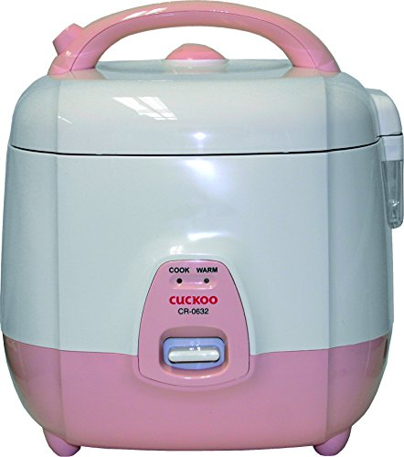 CUCKOO CR-0632 Electric Rice Cooker (1.08l / 500W) Made in Korea