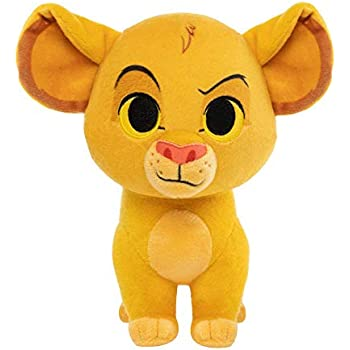 Funko Supercute Plush: Lion King - Simba 35094