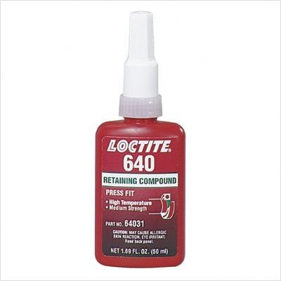 SEPTLS44264031 - Loctite 640 Retaining Compound - 64031 by Loctite (Image #1)