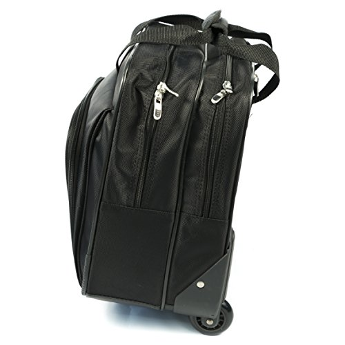 "Targus TBR003EU 15,6"" Trolley Laptop-Rollkoffer Tasche - Schwarz"