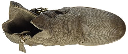 Marrone Biker Donne fossile Mjus 884210 Grigio Boots 6371 0201 Delle n0q5Iq