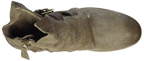 Mjus Damen 884210-0201 Stivali Da Motociclista Grau (fossile)