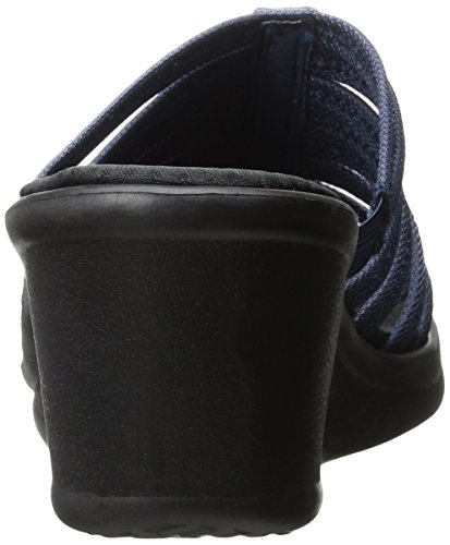 Shot Damen Rumblers Skechers mit Hot Keilabsatz Sandale Cali FZwgq5I
