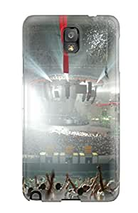 Galaxy Note 3 Case Cover Skin : Premium High Quality Concert Case With Free Screen Protector