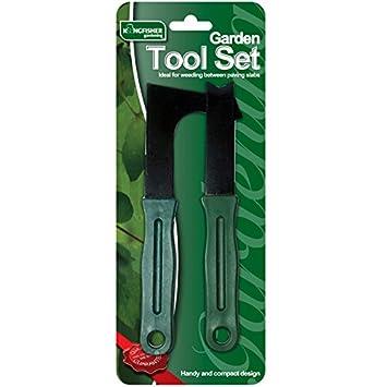 Kingfisher/ ideal f/ür Platten von Terrassenfliesen /Werkzeug entkrauter f/ür Terrasse mit Garten