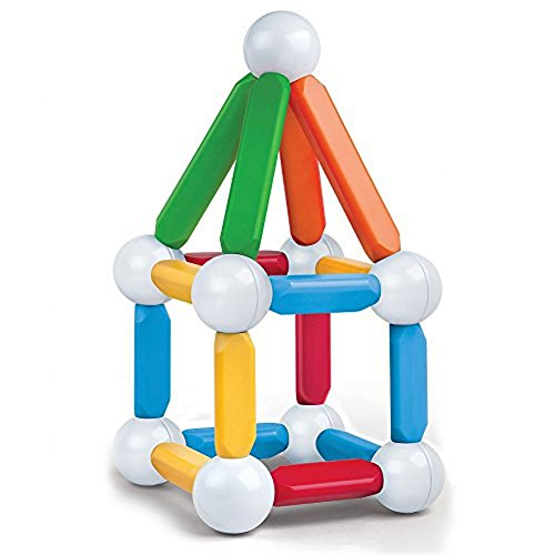 Discovery Kids 26 Piece Magnetic Blocks