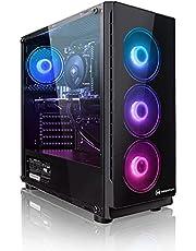 Megaport High End Game PC AMD Ryzen 7 3700X 8 x 4.40 Turbo • Nvidia GeForce GTX 1660 Super 6GB • Windows 10 • 480GB SSD • 1TB HDD • 16GB DDR4 • WIFI gamer pc gaming computer