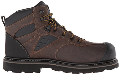 Tacoma Cascade M US Keen Boot Olive Work 8 Mens Brown WP Utility Tawny qw1pwE