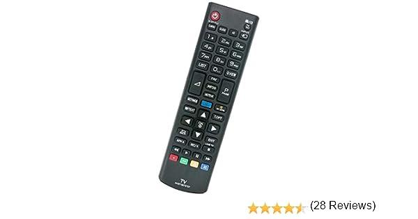 ALLIMITY AKB73975757 Control Remoto reemplazado por LG LED LCD TV 32LB570V 32LB580V 39LB570V 39LB580V 42LB570V 49UB830V 55UB820V 55UB830V 42LB570 47LB570 47LB580 50LB570 50LB580 55LB570 55LB580: Amazon.es: Electrónica
