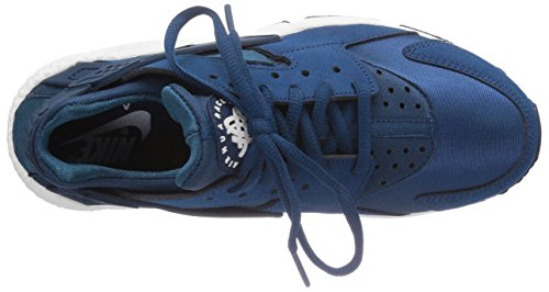 Nike Damen Air Huarache Laufschuhe Blaues Force Blue Force Segel 400