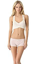 Free People Womens L Ivory