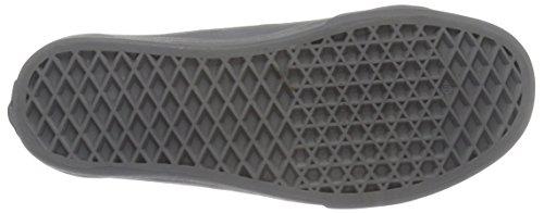 Zip Slim Mono Top Hi Vans Sk8 Sneakers Tornado Grey 5Efq0Hw