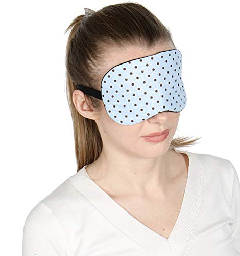 Hot Cold Sleep Gel Mask, Headache Eye Relief Removable Cooling Gel, Funny Animal