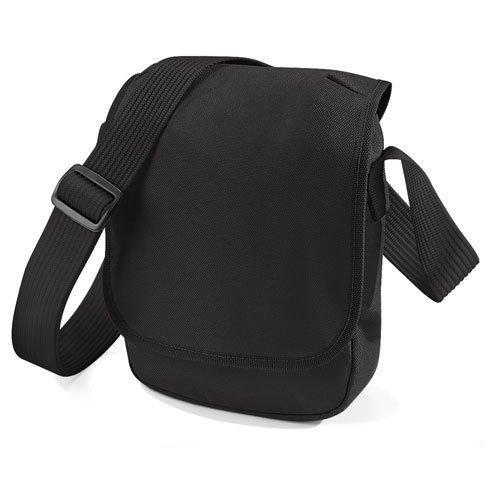 BagBase - Bolso de hombro Hombre negro