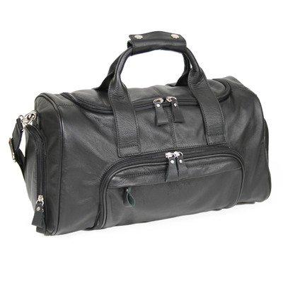 ryc630blackf-royce-leather-sports-bag