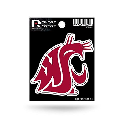 NCAA Washington State Cougars Short Sport Decal Ncaa Washington State Cougars Basketball