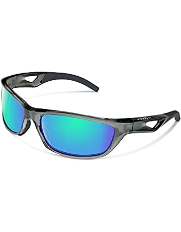 4ca3f9919 WOOLIKE Polarized Sports Sunglasses Driving Glasses for Women Or Man Tr90  Unbreakable Frame for Cycling Running