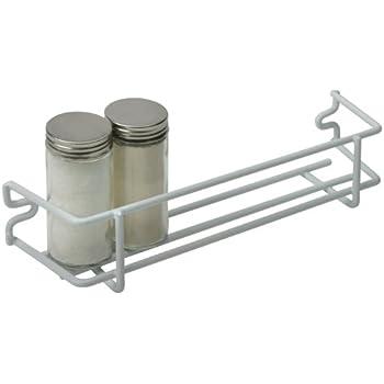Amazon Com Grayline 40504 Two Shelf Spice Rack White