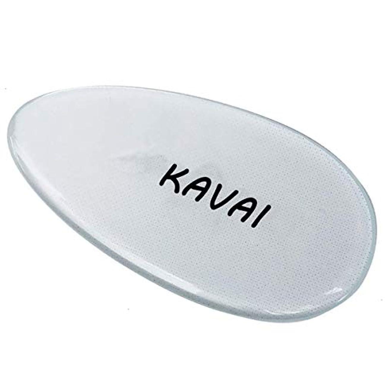 耐えるワーカー一握りKavai かかと削り, かかと 角質取り ガラス, ガラス製かかとやすり 足 かかと削り かかと削り かかと磨き ガラス製 爪やすり (かかと削り)