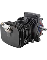 Cylinder Piston Crankshaft, 38mm Engine Motor Chainsaw Motor Cylinder Piston Replacement for STIHLMS170MS180 018