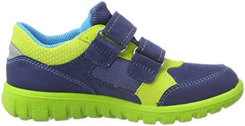 Superfit Sport7 Mini, Zapatillas Para Niños Blau (Water Kombi)