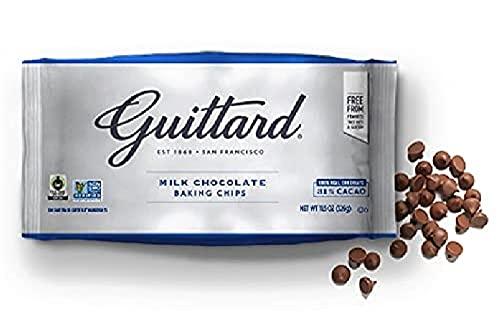 Image of Guittard Baking Chips, Milk Chocolate, 11.5 oz