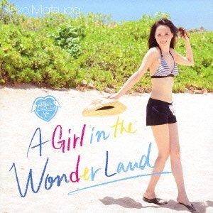 『A Girl in the Wonder Land(初回限定盤A)(DVD付)』