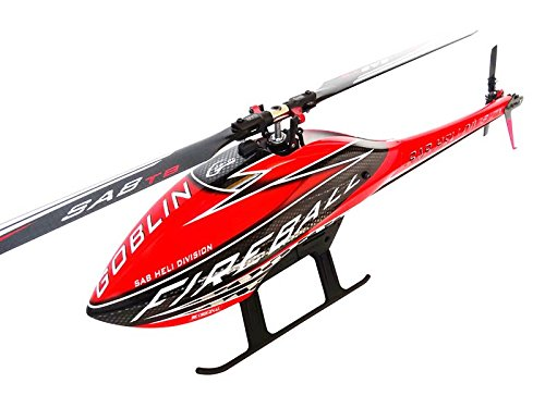 SAB Goblin Fireball Competition Electric Helicopter ()