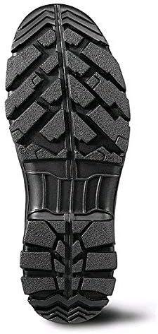 Lupriflex SSK/1 Bottes de s/écurit/é en cuir pour le travail /à la tron/çonneuse Chaussures de garde forestier 42 Noir