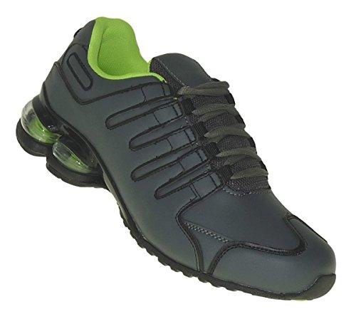 Bootsland Art 245 Neon Turnschuhe Federsohle Schuhe Sneaker Sportschuhe Neu Herren