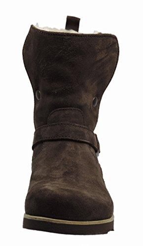 Birkenstock 427683 - Botas de cuero Mujer