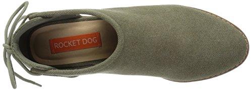 Women's Ankle Dog Olive Boot Rocket Method 5xYxB