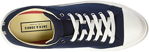 Jack & Jones Heren Navy Blazer Low-top Sneakers Blauw (navy Blazer)