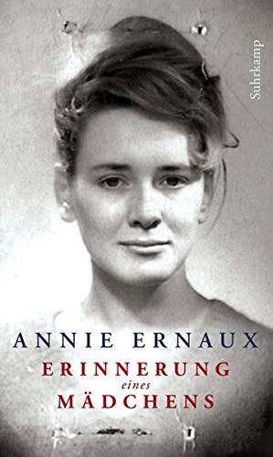 Erinnerung eines Mädchens Gebundenes Buch – 1. Oktober 2018 Annie Ernaux Sonja Finck Suhrkamp Verlag 351842792X