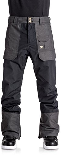 DC Men's Asylum 15k Water Proof Snow Pants