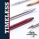 Fisher Space Pen Raw Brass Bullet Pen