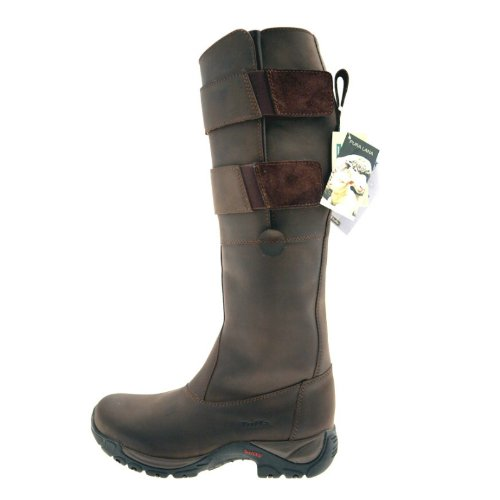 Boots Rider Country Wide Tuffa Brown Riding SqFgI
