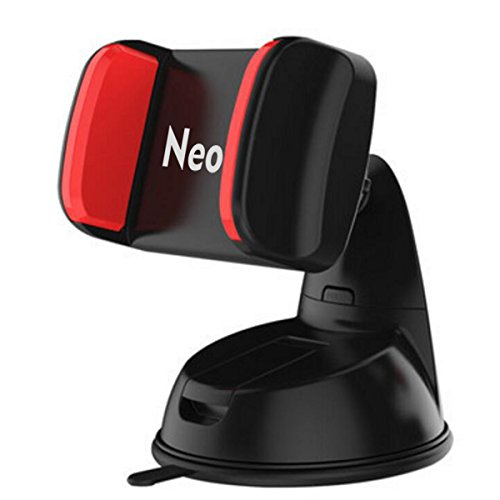 Neotrix Dashboard Cell Phone Car Mount Holder Windshield Win