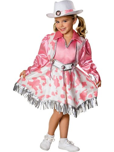 Rubie's Let's Pretend Collection Western Diva Costume