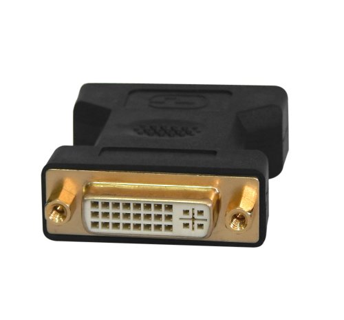 Dvi Female Coupler - Your Cable Store DVI D Dual Link Female To Female Adapter Coupler