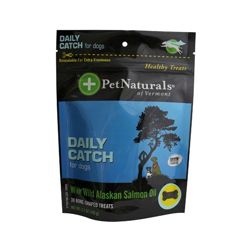 Pet Naturals Of Vermont Daily Catch For Dogs Chews