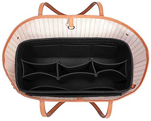 8aefe4c195de Felt Fabric Handbag Organizer