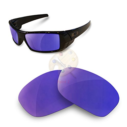 restorer para purple Iridium Polarizadas sunglasses Fire Lentes mirror Oakley de Recambio Gascan T0wCdqv