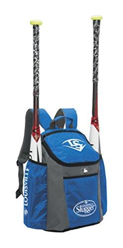 Louisville Slugger EB Series 3 Stick Pack Baseball Equipment Bags, Royal