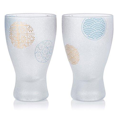 Japanese Premium Sake (Marumon Premium Japanese Glass Sake Cups)
