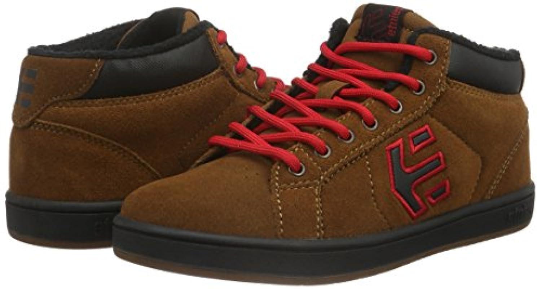 Etnies Unisex Kids' Kids Fader Mt Skateboarding Shoes brown Size: 1.5