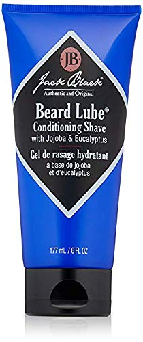 Jack Black Beard Lube Conditioning Shave - 6 Oz (Conditioning Shave Beard Lube)