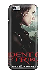 Premium 2012 Resident Evil 5 Retribution Heavy-duty Protection Case For Iphone 6 Plus